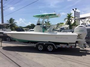 Used Shearwater 27 Carolina Bay Boat For Sale