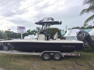 New Shearwater 270 Carolina Bay Dual Station Center Console Fishing Boat For Sale