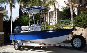 Used Seasquirt 18 Center Console Fishing Boat For Sale