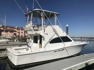 Used Luhrs 360 Convertible Cruiser Boat For Sale