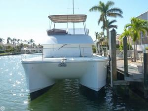 Used Fountaine Pajot 37MY Power Catamaran Boat For Sale