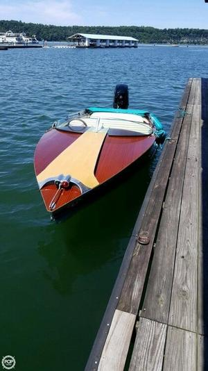Used Aristocraft 16 Runabout Boat For Sale
