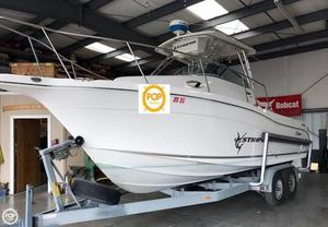 Used Seaswirl 2601 WA (Limited Edition) Walkaround Fishing Boat For Sale