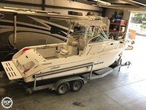Used Seaswirl 2601 WA (Limited Edition) Walkaround Fishing Boat For Sale
