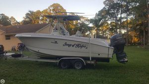Used Wellcraft 252 Fisherman Tournament Edition Center Console Fishing Boat For Sale