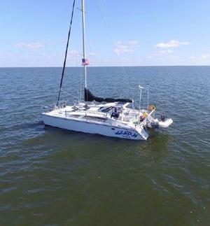 Used Gemini Catamarans 105m Cruiser Sailboat For Sale