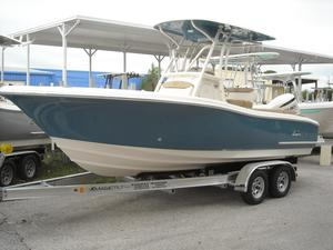 New Pioneer 222 Islander Center Console Fishing Boat For Sale