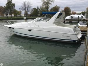 Used Chris-Craft 34 Crowne Express Cruiser Boat For Sale