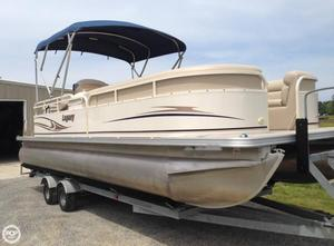 Used Starcraft Legacy 240 Pontoon Boat For Sale