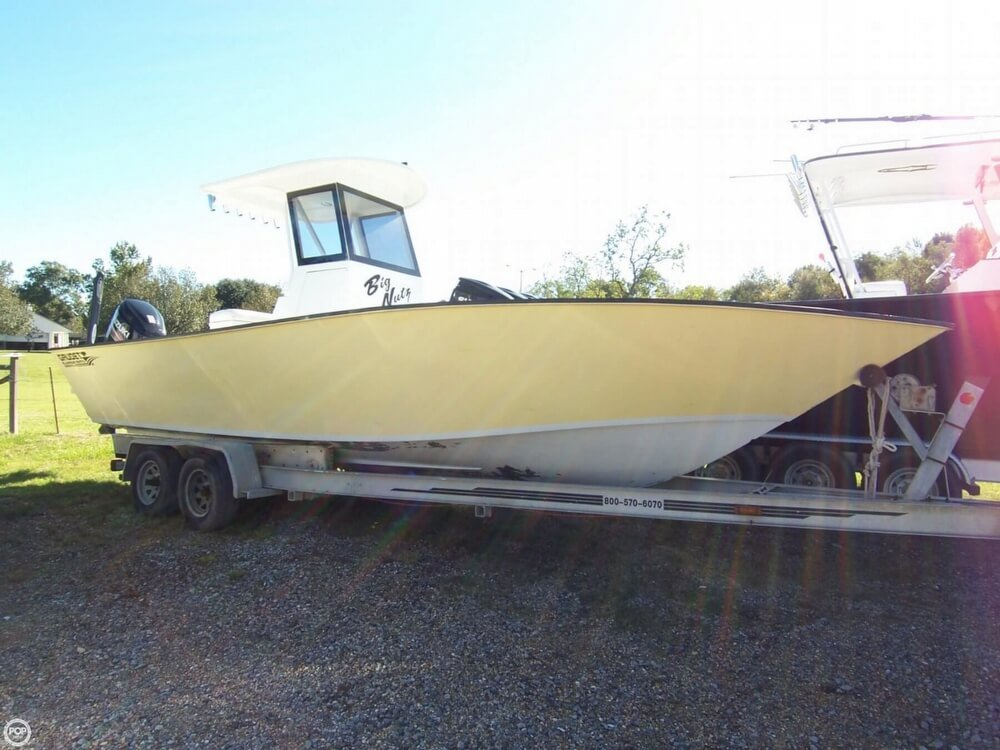 2015 Used Gaudet 27 Aluminum Center Console Center Console Fishing Boat For Sale - $63,500 ...
