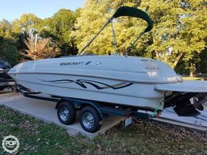 Used Starcraft Aurora 2415 Deck Boat For Sale