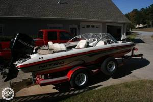 Used Nitro 189 Sport Bowrider Boat For Sale