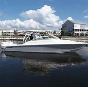 Used Jupiter 34 LX Center Console Fishing Boat For Sale
