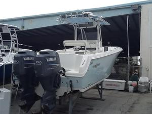 Used Sailfish 2660 CC Saltwater Fishing Boat For Sale