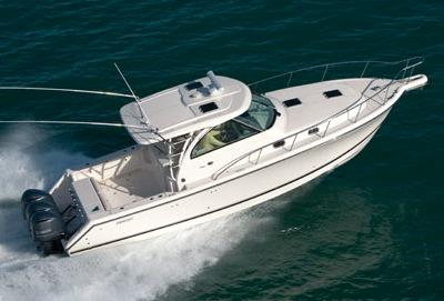 New Pursuit OS 385 Pilothouse Boat For Sale