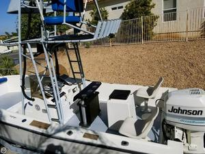 Used Mako 22 Center Console Fishing Boat For Sale