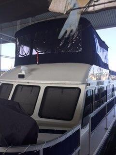 Used Gibson Sport Series 3714 House Boat For Sale