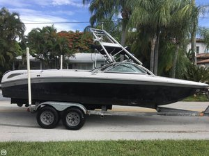 Used Nautique SV 211 Ski and Wakeboard Boat For Sale
