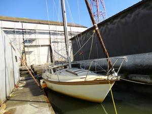 Used Capital Yachts Gulf-27 Sloop Sailboat For Sale