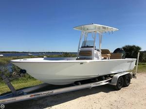 Used Sportsman Master 227 Center Console Fishing Boat For Sale