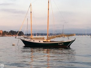Used Van Dine 40 Schooner Sailboat For Sale