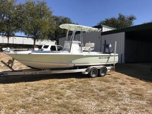 Used Sea Hunt BX 22BR Center Console Fishing Boat For Sale