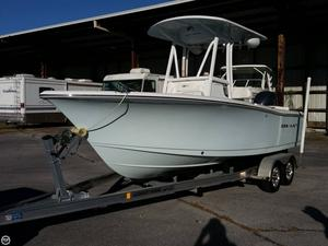 Used Sea Hunt Ultra 211 Center Console Fishing Boat For Sale