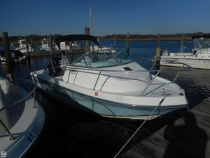 Used Angler 204 Limited Edition Walkaround Fishing Boat For Sale
