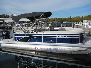 Used Bennington 24 SLX3 Pontoon Boat For Sale