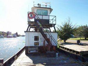 Used Steel Tug 53 Tug Tow Support Vessel CN Tug Boat For Sale