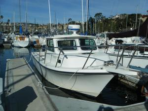Used Parker 2320 Sport Cabin Pilothouse Boat For Sale