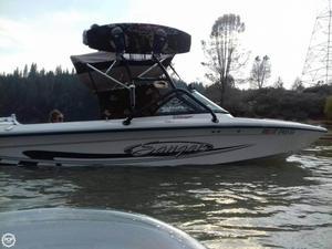 Used Sanger V210 Ski and Wakeboard Boat For Sale