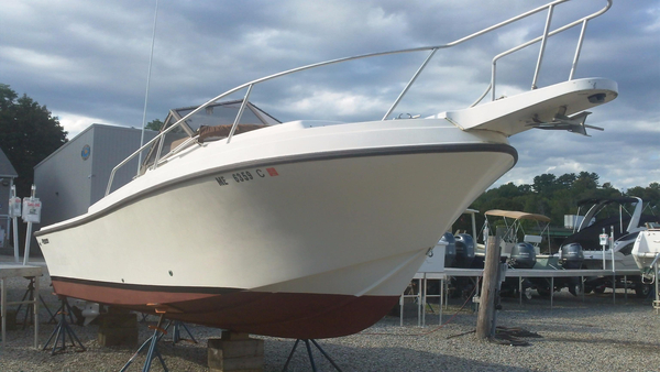Used Mako 248 Cuddy Cabin Boat For Sale