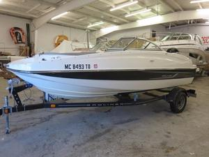 Used Bayliner 190DB Deck Boat For Sale