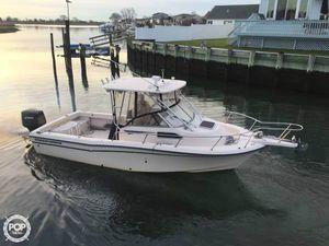 Used Grady-White 228 Seafarer Walkaround Fishing Boat For Sale