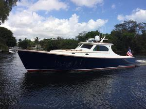 Used Custom Dereli Daytripper High Performance Boat For Sale