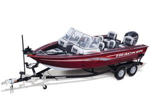 New Tracker Targa V-18 Combo Aluminum Fishing Boat For Sale
