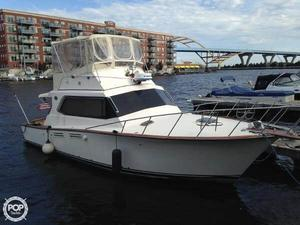 Used Pace 36 Sports Fishing Boat For Sale