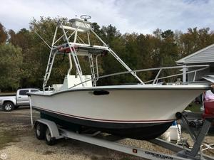Used Correct Craft 24 Fish Nautique Center Console Fishing Boat For Sale