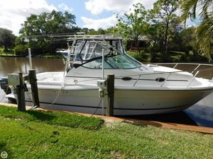 Used Stamas Express 320 Walkaround Fishing Boat For Sale
