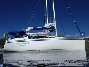 Used Freedom Yachts F280C Sloop Sailboat For Sale