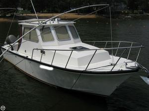 Used Judge Eastern 27 Pilothouse Boat For Sale