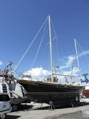 Used Cabo Rico 38' Cutter Rig Cutter Sailboat For Sale