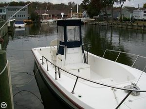 Used True World TF/240 Center Console Fishing Boat For Sale