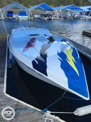 Used Warlock World Class 29 High Performance Boat For Sale