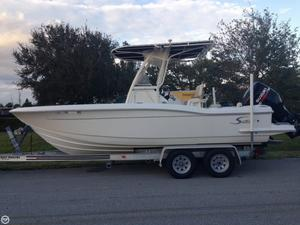 Used Scout 222 Sportfish Center Console Fishing Boat For Sale