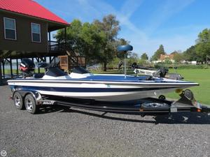 Used Bullet 21 RDC Bass Boat For Sale