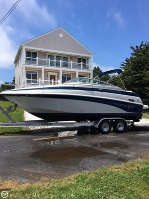 Used Crownline 220 CCR Express Cruiser Boat For Sale