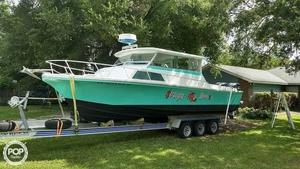 Used Stamas 26 Pilothouse Boat For Sale