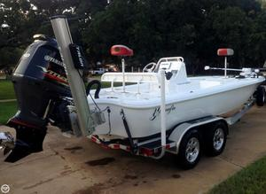 Used Yellowfin 21 Hybrid Bay Boat For Sale
